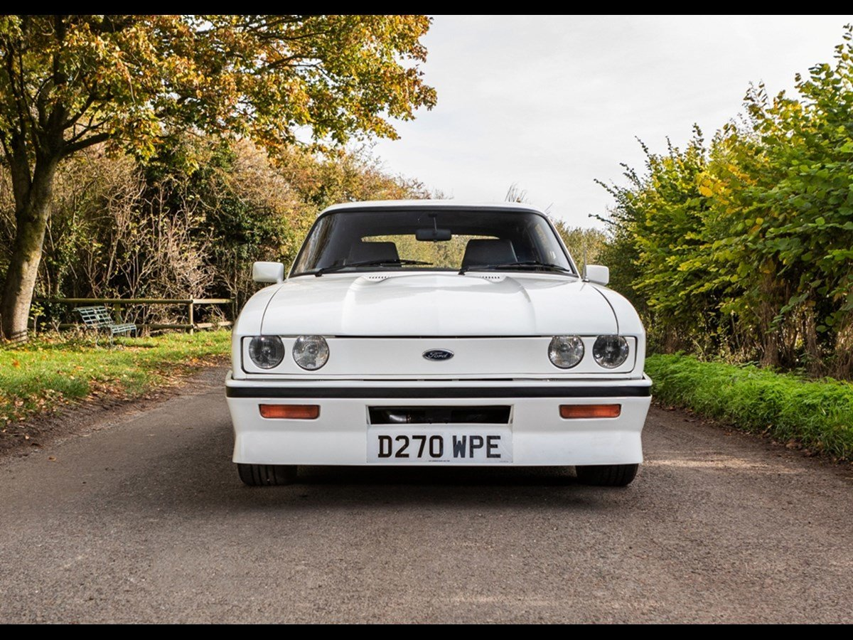 1986 KAT  2.8  CAPRI  TURBO  TECHNICS  STUNNING £15K JUST  SPENT  For Sale (picture 4 of 6)