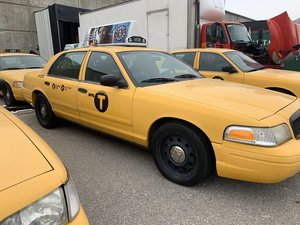 2008 Original NYC TAXI For Sale