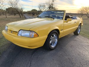 Picture of 1993 MUSTANG RARE FEATURE CAR, 5.0 HO, 5-SPEED SOLD