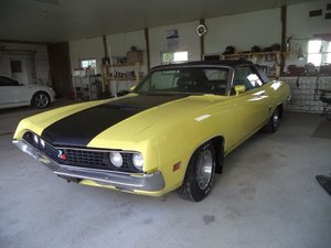 1970 Ford Torino 429 GT Convertible
