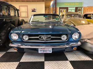 1965 1964.5 Mustang GT Convertible Tribute Excellent Condition