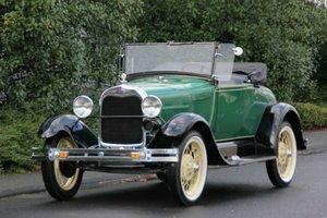 Ford Model A Roadster, 1928, LHD, TÜV+H! SOLD