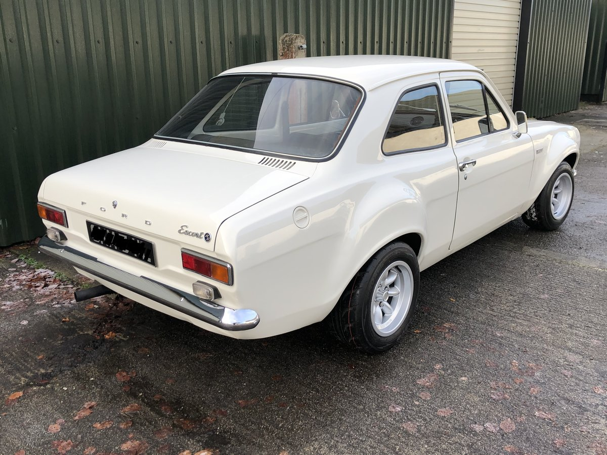 1972 Ford Escort MK 1 RS1600 AVO  For Sale (picture 2 of 6)