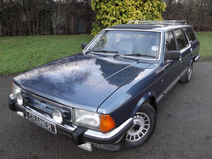 1985 Ford Granada Ghia X Estate For Sale
