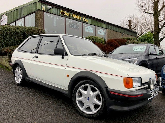 1988 Ford Fiesta 1.6 XR2 3dr *Completely Original* For Sale (picture 1 of 5)