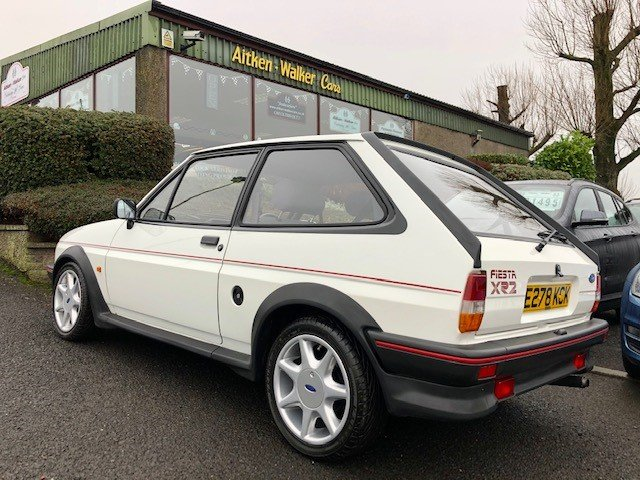 1988 Ford Fiesta 1.6 XR2 3dr *Completely Original* For Sale (picture 2 of 5)