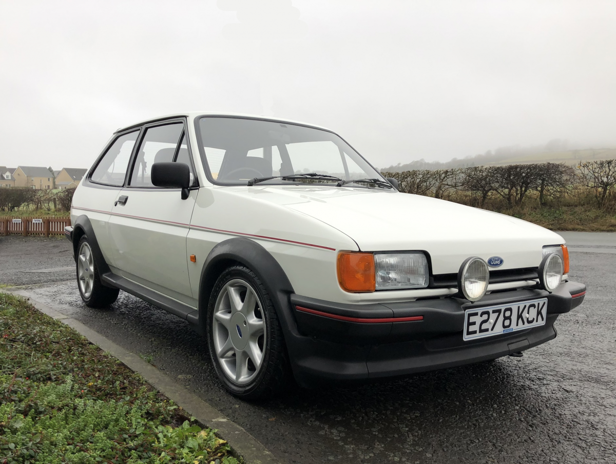 1988 Ford Fiesta 1.6 XR2 3dr *Completely Original* For Sale (picture 3 of 5)