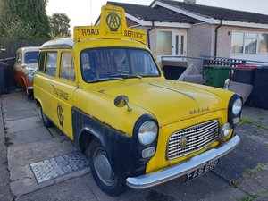 1957 Ford 100e Escort, AA Recreation  For Sale