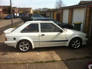 1985 Ford Escort Series 1 RS Turbo For Sale