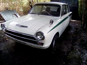 1965 Ford Cortina MK1 lotus replica For Sale