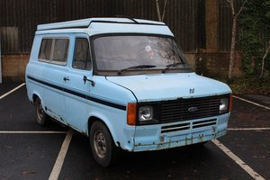 Ford Transit Auto Sleeper 1980 - To be auctioned 31-01-20 For Sale by Auction