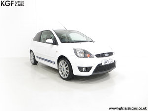 2006 A Desirable Facelift Ford Fiesta ST150 with 36,289 Miles SOLD
