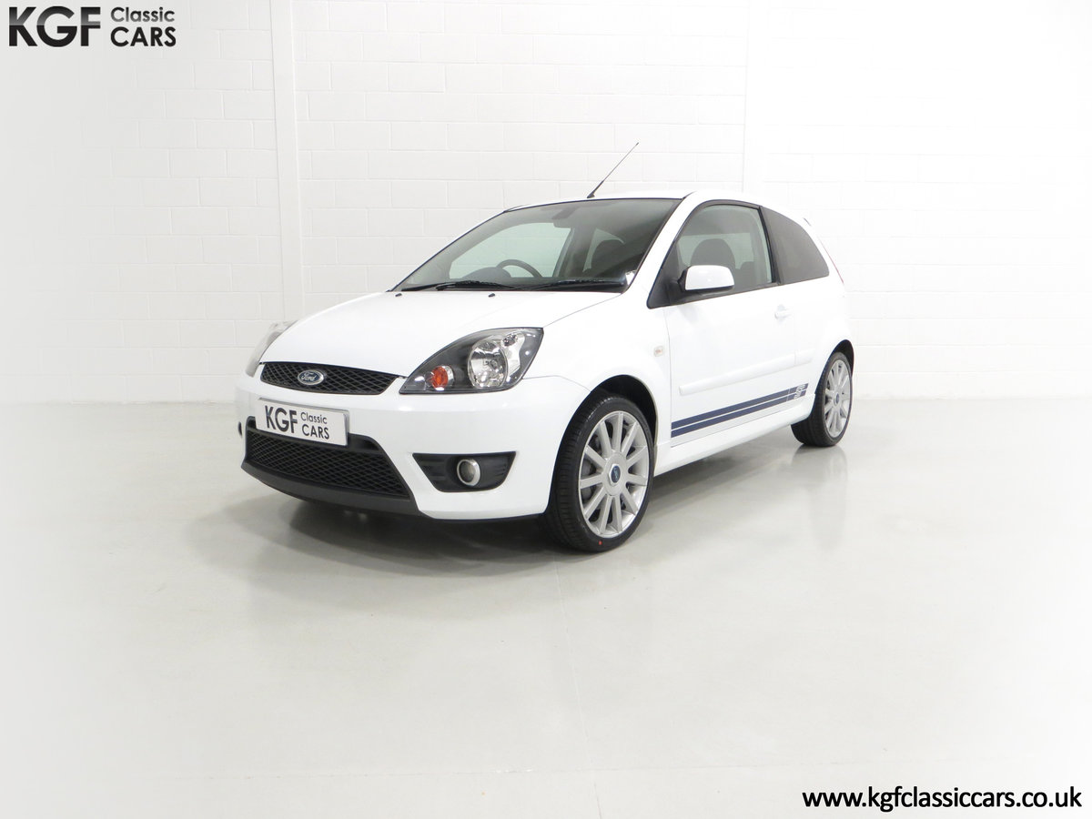 2006 A Desirable Facelift Ford Fiesta ST150 with 36,289 Miles SOLD (picture 2 of 6)