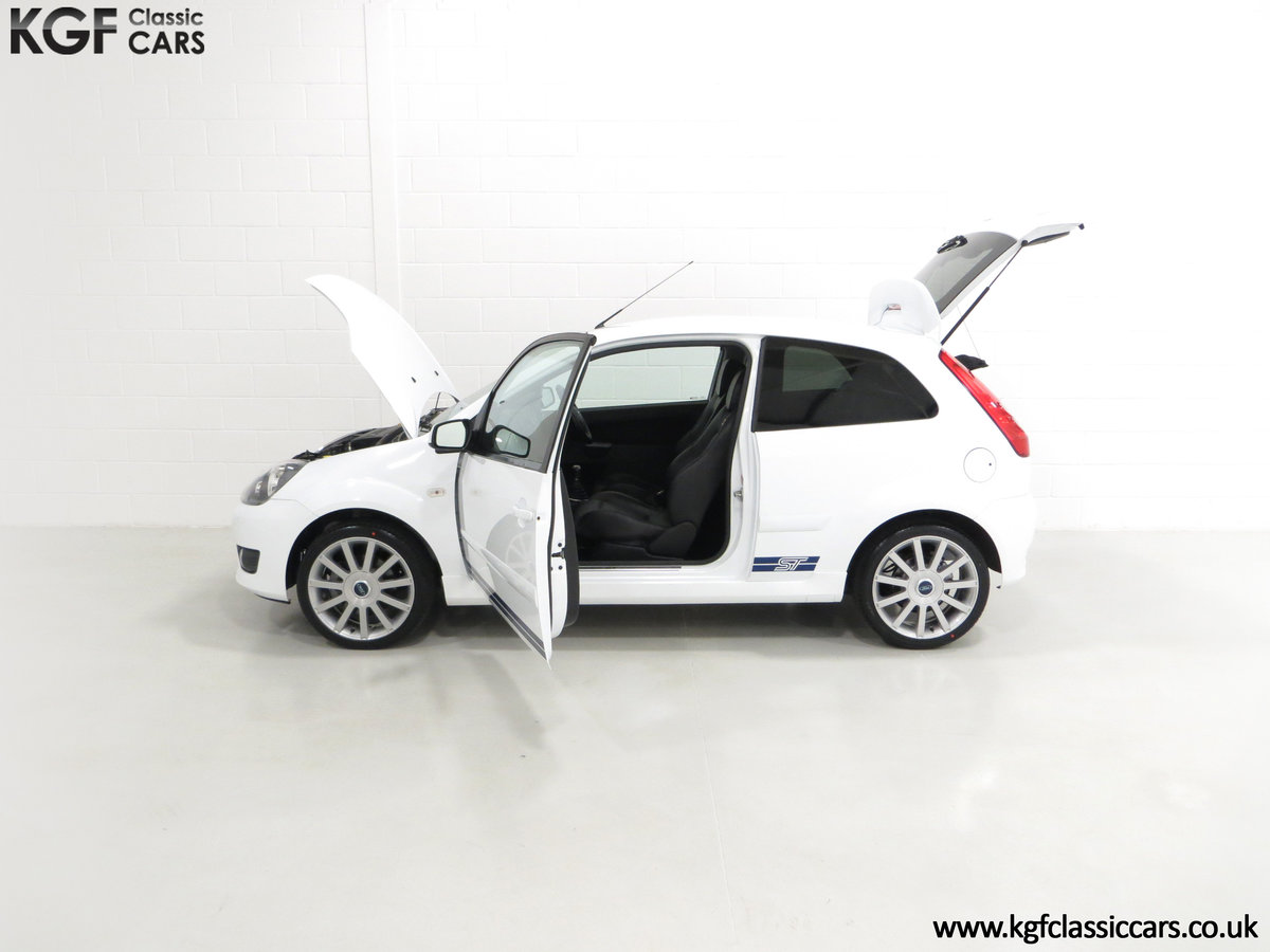 2006 A Desirable Facelift Ford Fiesta ST150 with 36,289 Miles SOLD (picture 3 of 6)