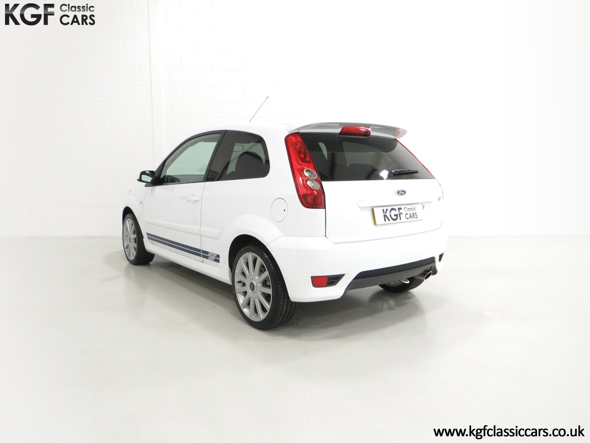 2006 A Desirable Facelift Ford Fiesta ST150 with 36,289 Miles SOLD (picture 4 of 6)