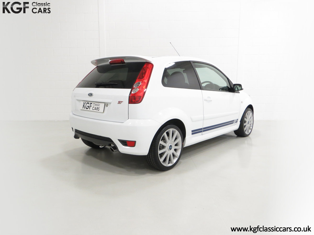 2006 A Desirable Facelift Ford Fiesta ST150 with 36,289 Miles SOLD (picture 5 of 6)
