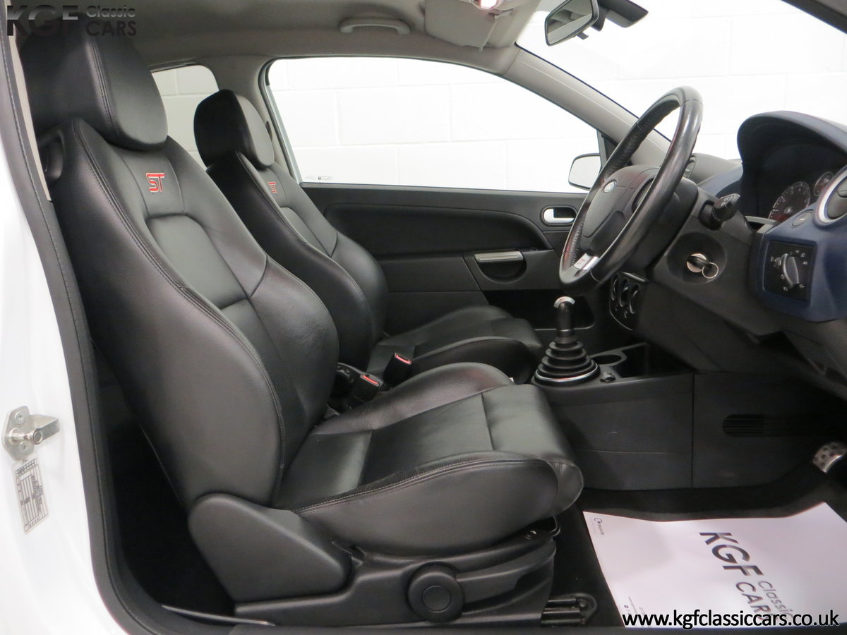 2006 A Desirable Facelift Ford Fiesta ST150 with 36,289 Miles SOLD (picture 6 of 6)