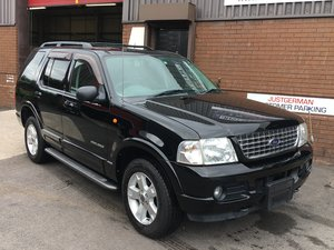 2004 FORD EXPLORER 4.0 V6, 7 Seater Import, RHD American Vehicle