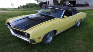 1970 Ford Torino 429 GT Convertible For Sale