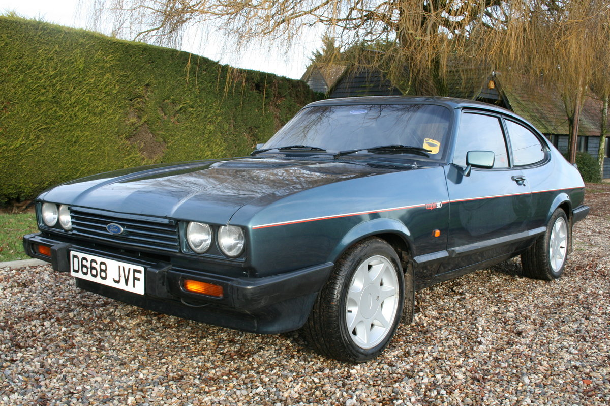 1987 Ford Capri 280 Brooklands. NOW SOLD,MORE WANTED  Wanted (picture 1 of 6)