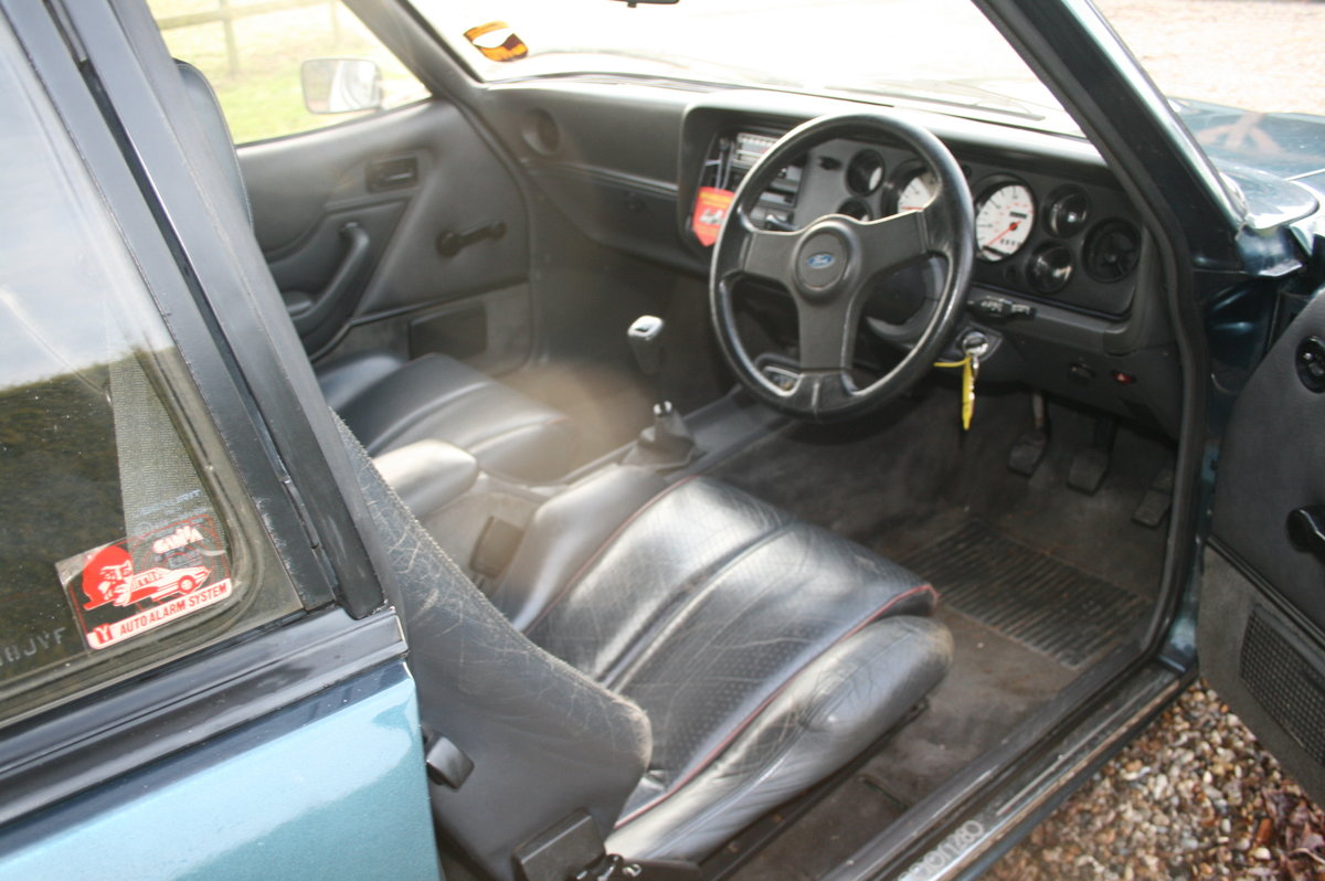 1987 Ford Capri 280 Brooklands. NOW SOLD,MORE WANTED  Wanted (picture 3 of 6)