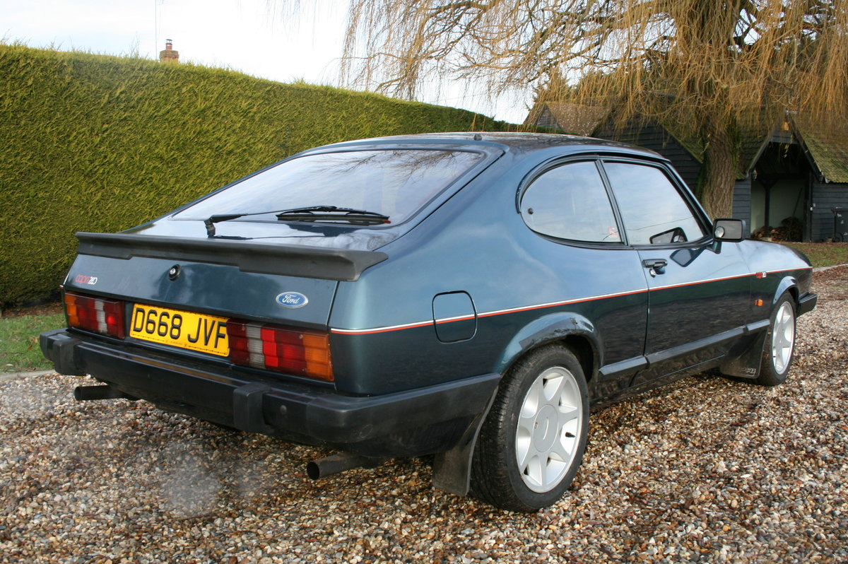 1987 Ford Capri 280 Brooklands. NOW SOLD,MORE WANTED  Wanted (picture 4 of 6)