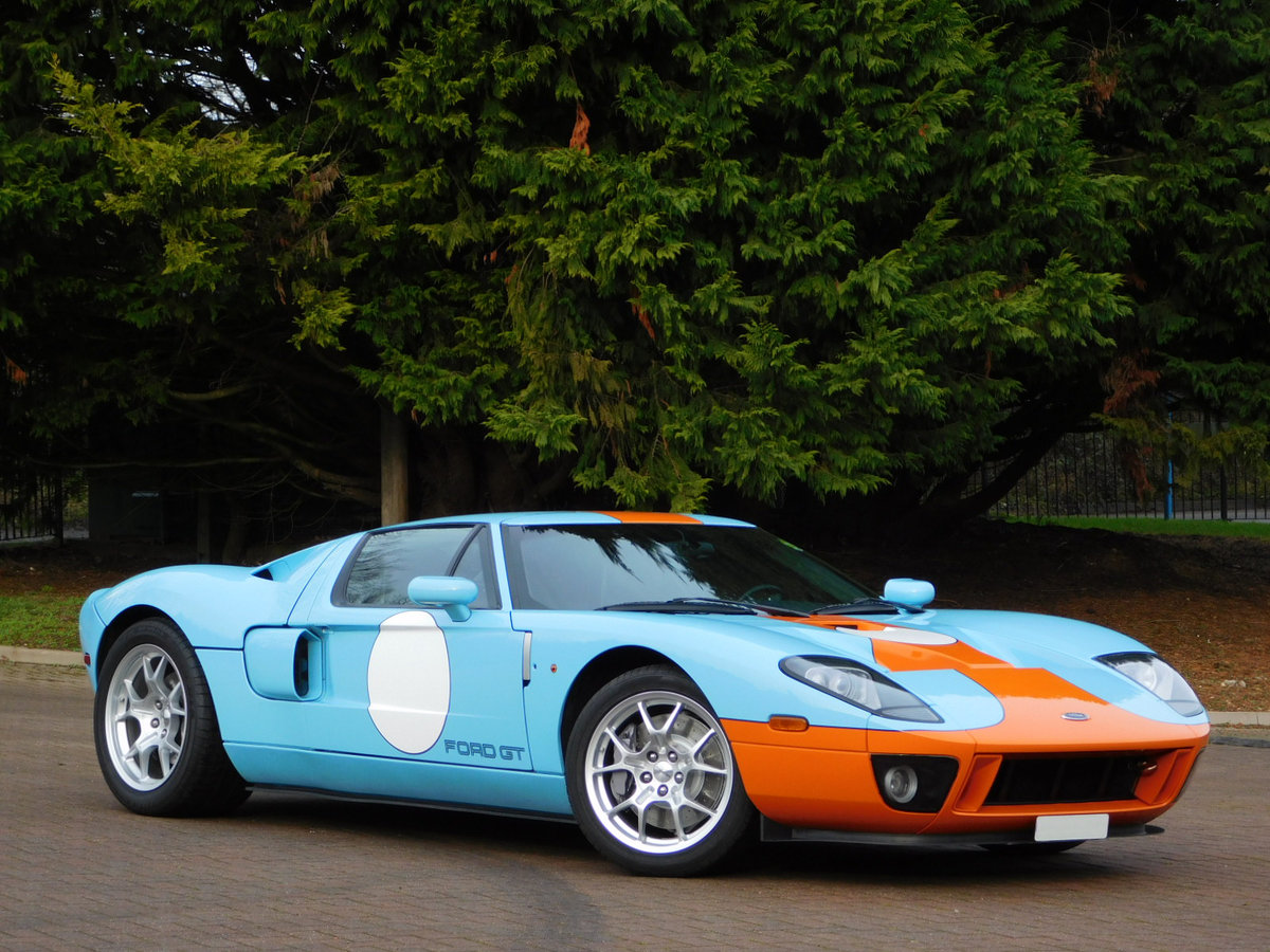 2006 FORD GT ** ONLY 11,000 MILES & HERITAGE EDITION ** FOR SALE For Sale (picture 4 of 6)