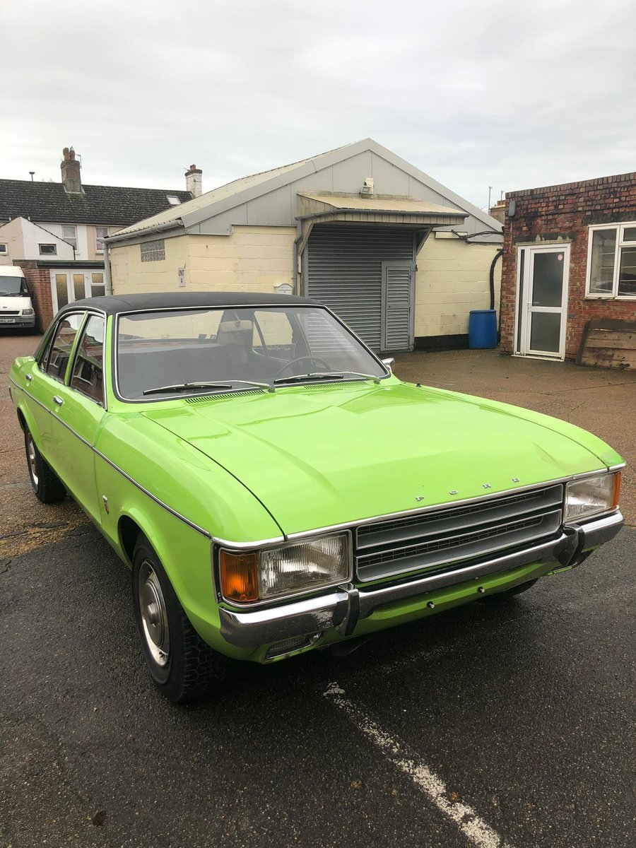 1972 1 owner Mk1 Consul L SOLD (picture 1 of 6)