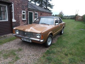 1974 Ford Taunus 1600cc, Same as Cortina, LHD For Sale