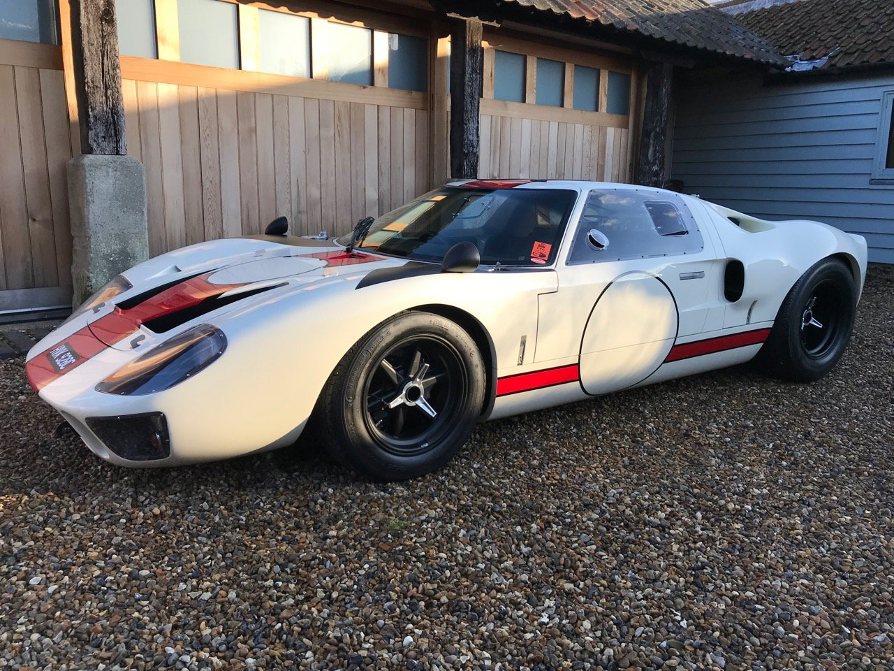 1965 GT40 Superformance For Sale (picture 1 of 6)