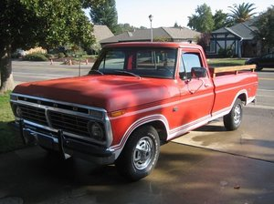 Ford F100 Explorer 1974 For Sale