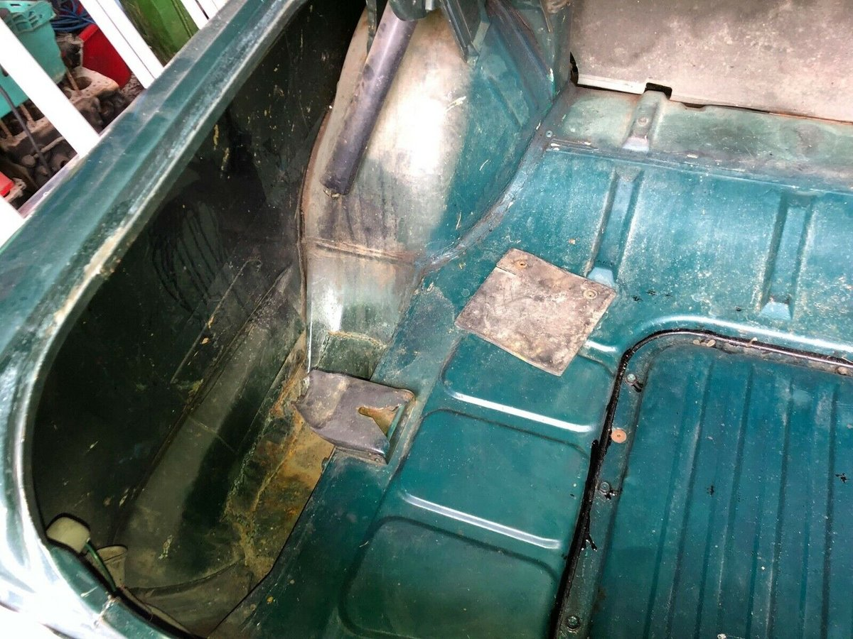 1964 Ford Cortina MK1 2 door LHD Pre Airflow For Sale (picture 6 of 6)