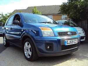 2009 Ford Fusion Zetec – 1.6cc Petrol – 5 Door Hatchback - £1,799 SOLD