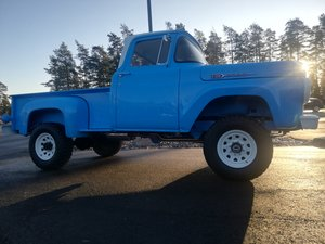 1960 Ford F-250 4×4 For Sale