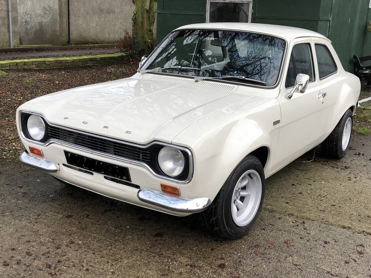 1972 Ford Escort MK 1 RS1600 AVO  For Sale (picture 5 of 6)
