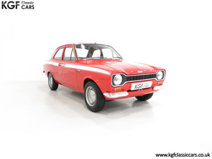 1971 A Fabulous Matching Numbers Mk1 Ford Escort RS Mexico For Sale