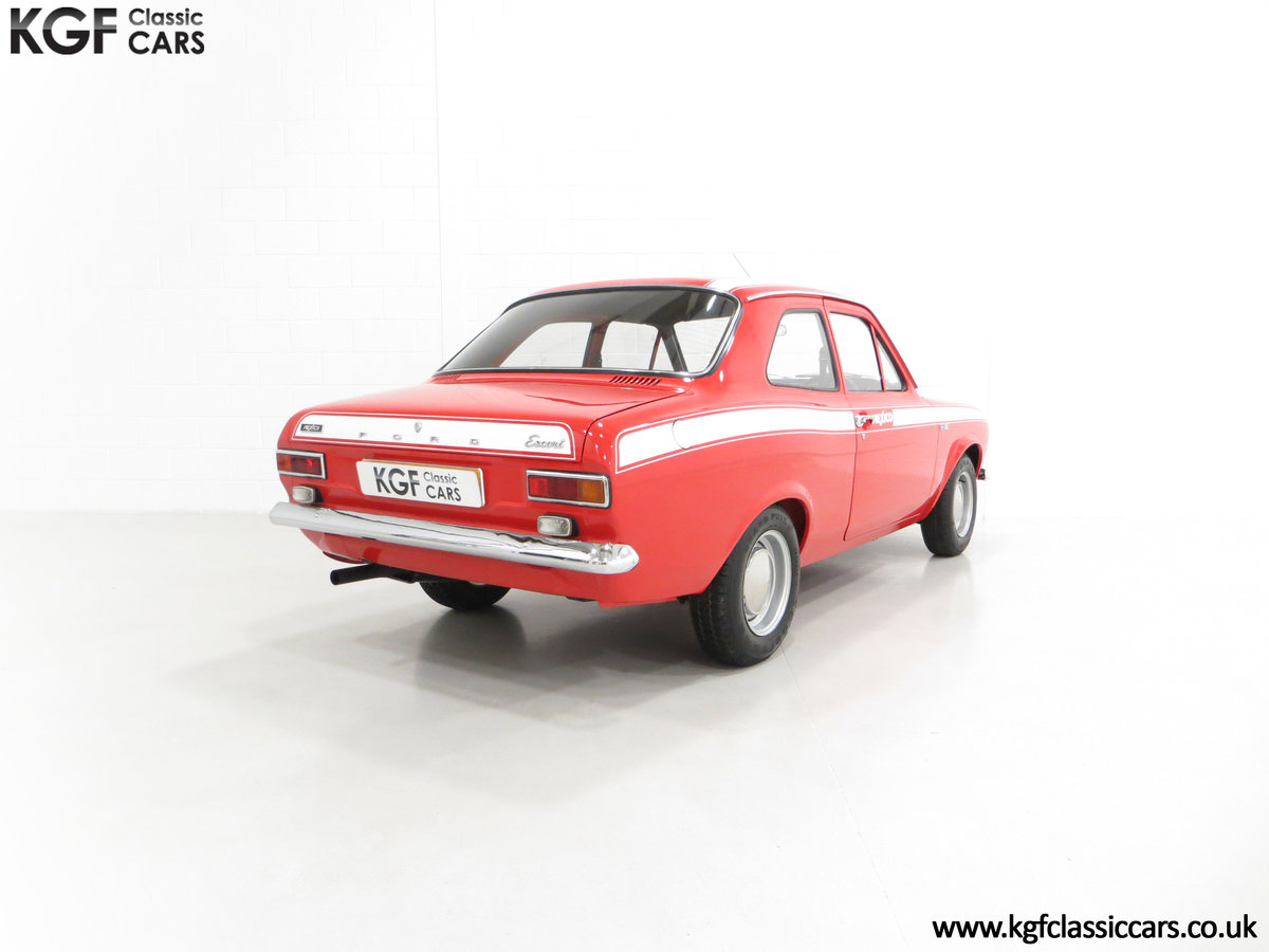 1971 A Fabulous Matching Numbers Mk1 Ford Escort RS Mexico SOLD (picture 5 of 6)