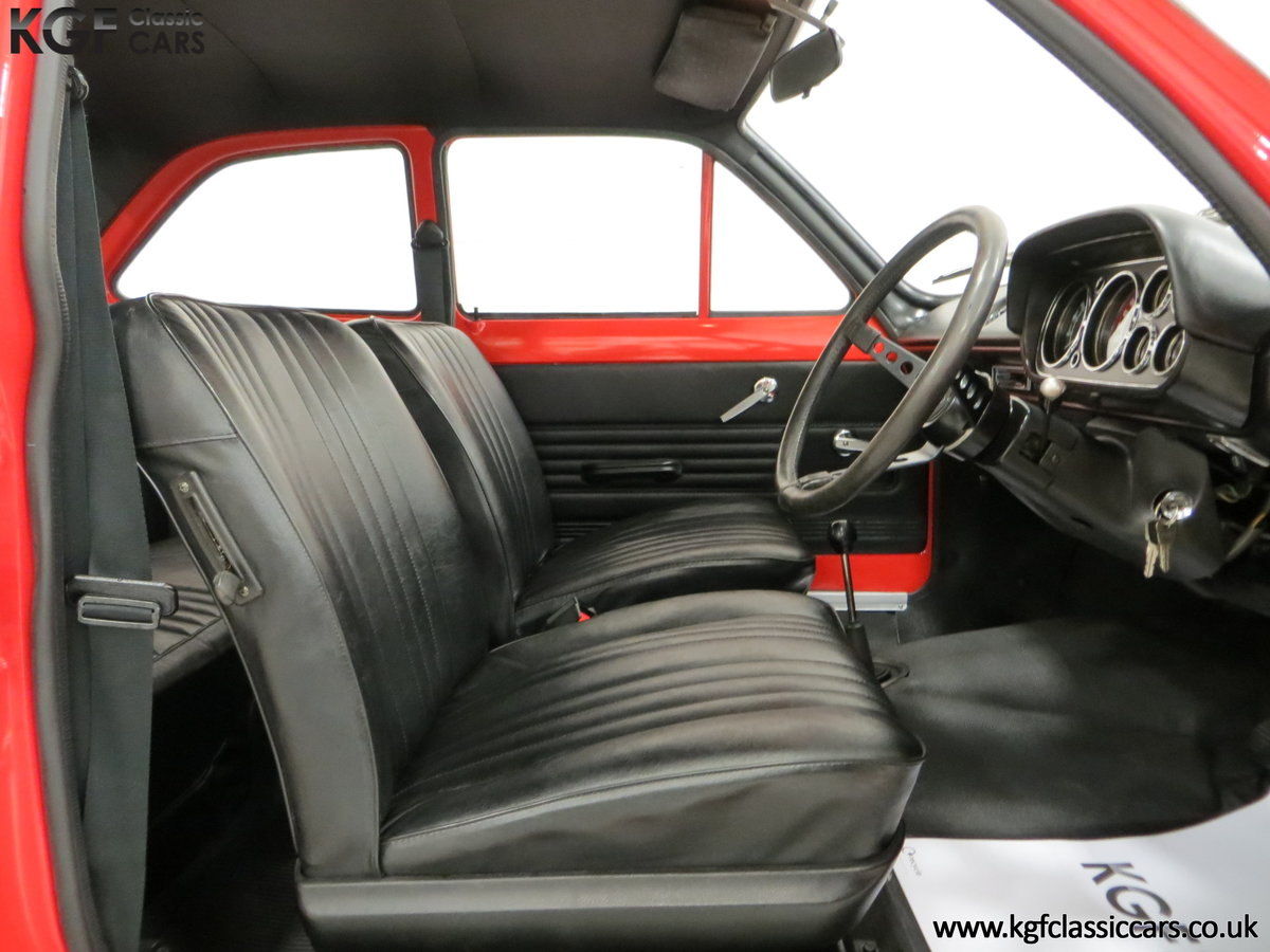 1971 A Fabulous Matching Numbers Mk1 Ford Escort RS Mexico SOLD (picture 6 of 6)