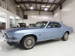 1969 Ford Mustang Grande Coupe For Sale