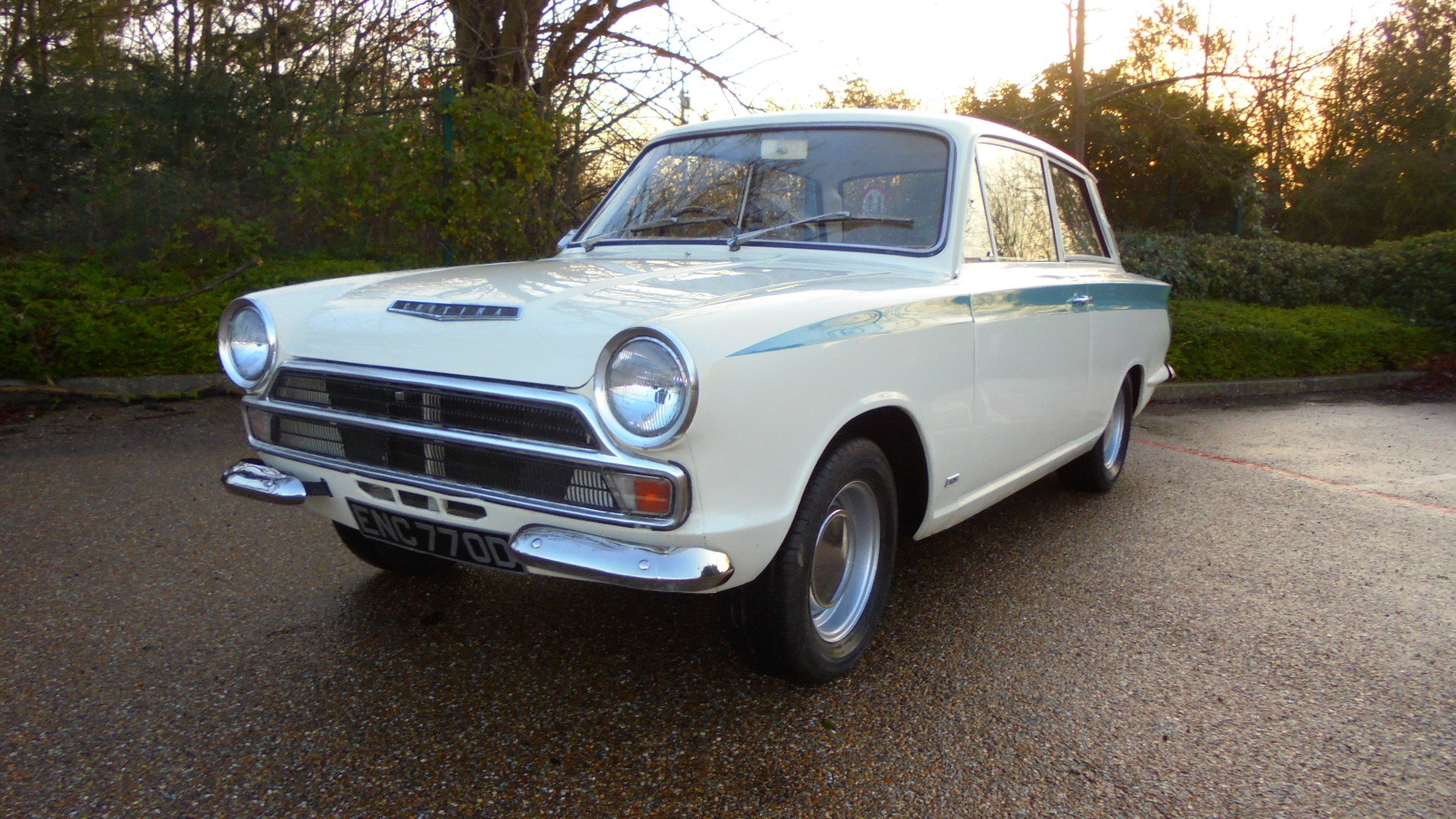 1966 FORD CORTINA 1500 SUPER GT SPEC For Sale (picture 1 of 6)