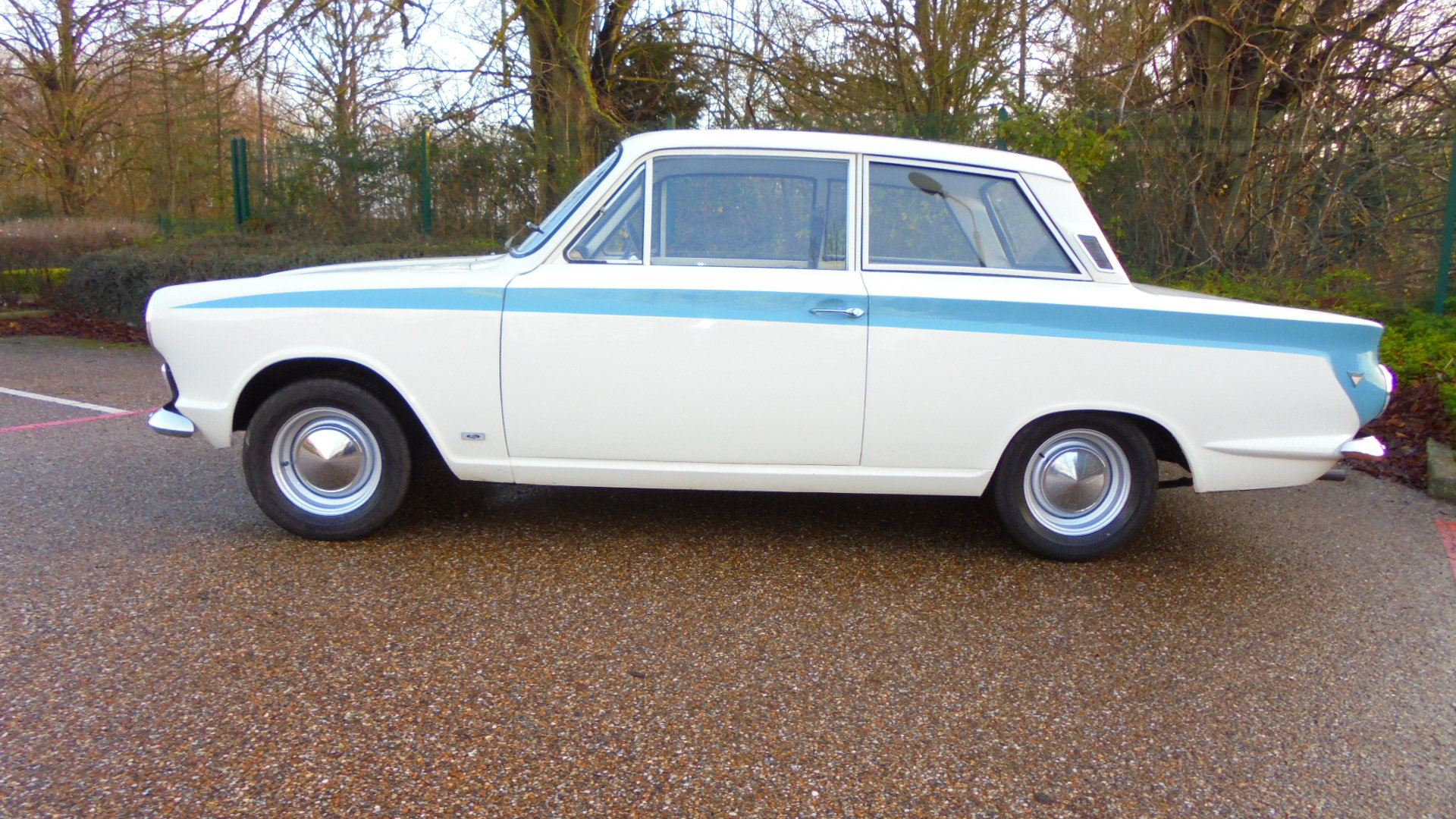 1966 FORD CORTINA 1500 SUPER GT SPEC For Sale (picture 2 of 6)