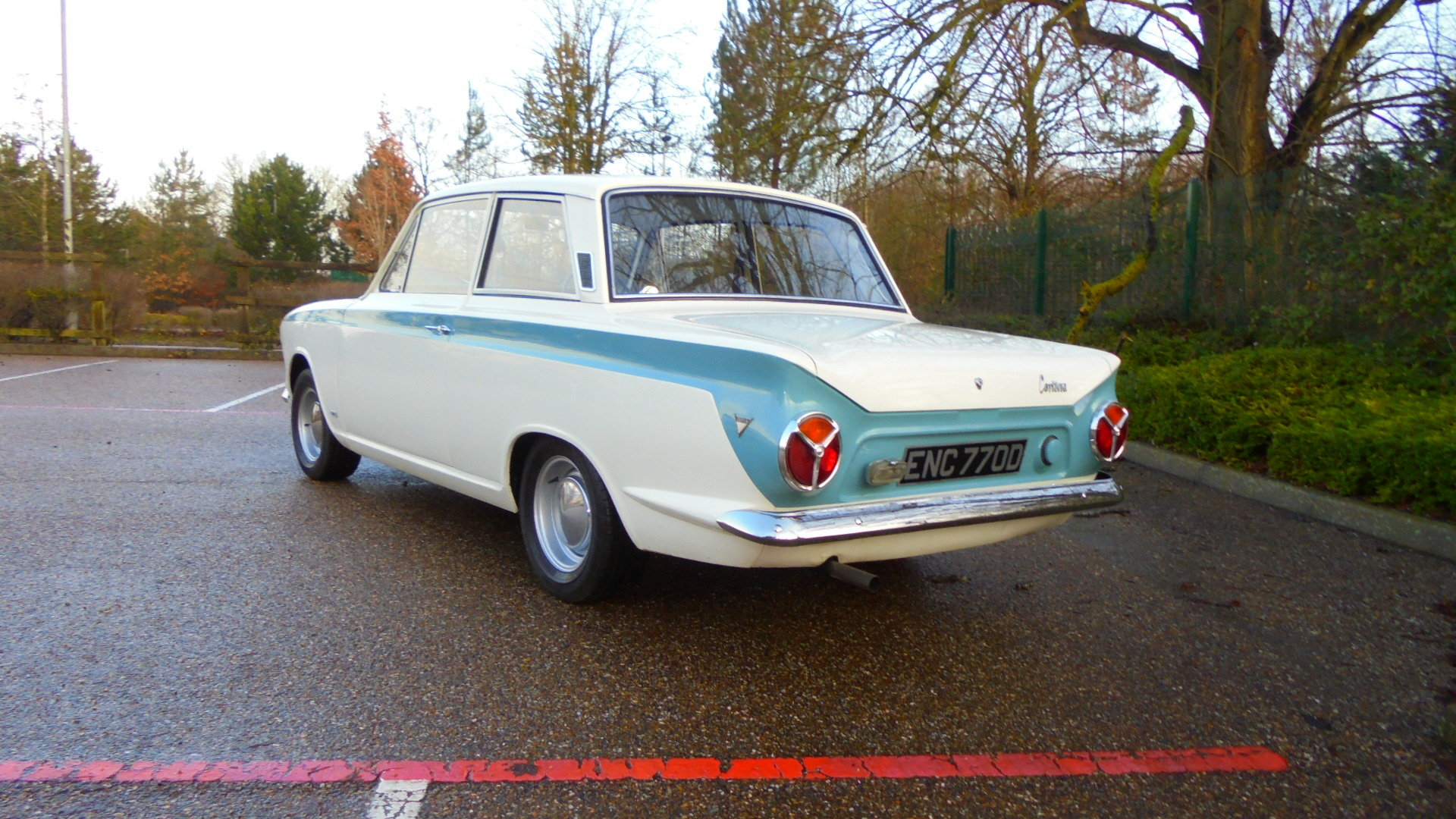 1966 FORD CORTINA 1500 SUPER GT SPEC For Sale (picture 3 of 6)