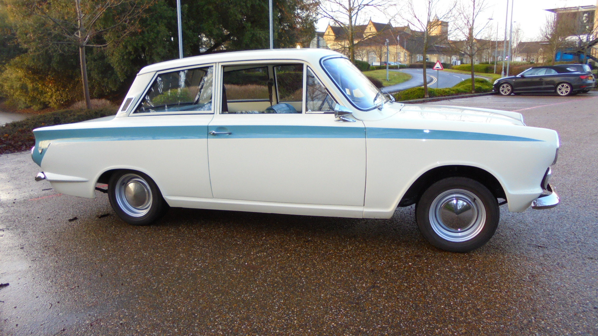 1966 FORD CORTINA 1500 SUPER GT SPEC For Sale (picture 4 of 6)
