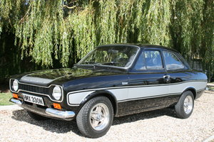 1975 Ford Escort RS 2000 MK1.Stunning Car Rare Factory Black. For Sale