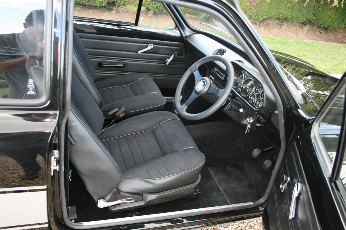 1975 Ford Escort RS 2000 MK1.Stunning Car Rare Factory Black. For Sale (picture 3 of 6)
