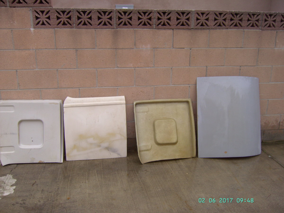 1932 Molds to build fiberglass roadster bodies For Sale (picture 5 of 5)