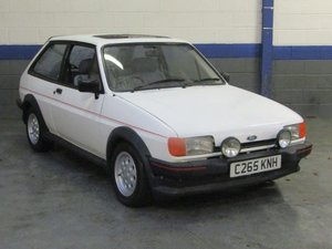 1985 Ford Fiesta XR2 NO RESERVE at ACA 25th January  For Sale