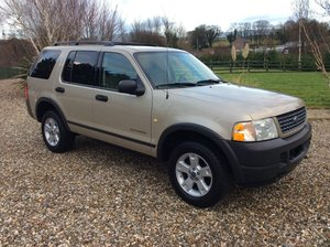 Picture of 2005 FORD EXPLORER 4.0 V6 LHD 7 SEATER SUPERB - POSS PX SOLD