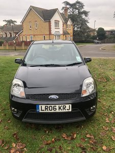 2006 Ford fiesta st150  the windmill collection