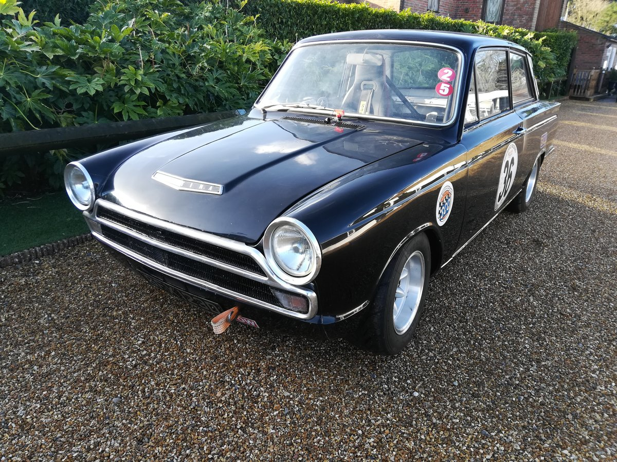 1966 Ford Cortina Mk1 - 2 Door - 1760cc All Steel Crossflow - SOLD (picture 1 of 6)